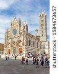 Siena  Italy  April  2016  ...