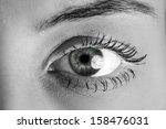 eye | Shutterstock . vector #158476031