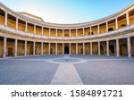 Palace Of Charles V In The...