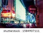 madrid  spain  11 28 2019 ... | Shutterstock . vector #1584907111