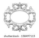 frame   Shutterstock . vector #158497115