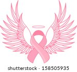 breast cancer angel