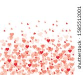 seamless background with... | Shutterstock .eps vector #1585512001