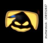 Halloween Ghostface 3d