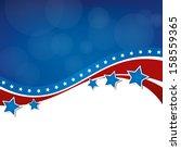 American Background Design