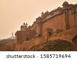 Amber Fort Or Amer Fort In...