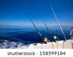 Ibiza Fishing Boat Trolling...