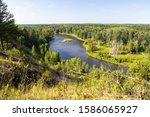 Michigan Au Sable River....