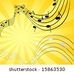 illustration of background with ... | Shutterstock .eps vector #15863530