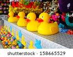 ducks in a row | Shutterstock . vector #158665529