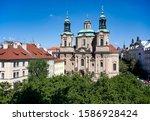Prague Czech Republic. St....