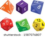 Roleplaying Game Dice Gaming...