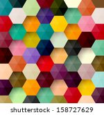 abstract colorful background | Shutterstock .eps vector #158727629