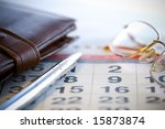 business office concept with... | Shutterstock . vector #15873874