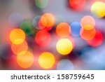 abstract colorful background. | Shutterstock . vector #158759645