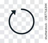 refresh vector icon  simple...