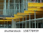 elements of building...   Shutterstock . vector #158778959