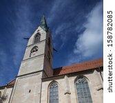 Church In Rottweil  Germany