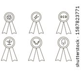 award for eco achievements....