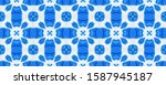 vivid ethnic turkish. iranian... | Shutterstock . vector #1587945187