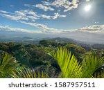 Costa Rica Mountains Near Atenas