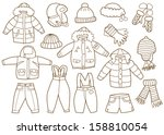 Collection Of Winter Children\'...