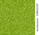 seamless pattern of stylized... | Shutterstock . vector #158810105