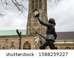 Richard Iii Statue And...