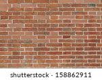 brick wall | Shutterstock . vector #158862911