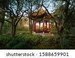 Japan. Temples On The Island O...