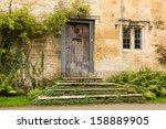 Ancient Oak Front Door To...