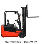 Forklift From My Warehouse...