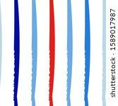vertical stripes summer motif.... | Shutterstock .eps vector #1589017987