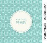 card  invitation  cover... | Shutterstock .eps vector #1589080354