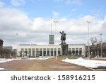 Finlyandsky Railway Station An...
