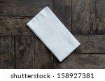 tissues paper | Shutterstock . vector #158927381