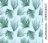 seamless pattern of vector... | Shutterstock .eps vector #1589318527