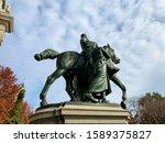 Theodore Roosevelt Statue...