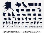 united states of america...   Shutterstock .eps vector #1589833144