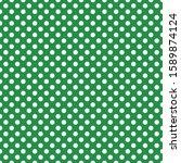 Polka Dots Pattern Vector....