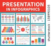 infographic business... | Shutterstock .eps vector #158990105