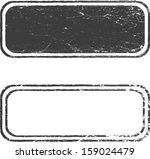set of grunge stamp  | Shutterstock .eps vector #159024479