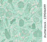 tasty seamless pattern with... | Shutterstock .eps vector #159046499