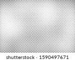 distressed dots background.... | Shutterstock .eps vector #1590497671