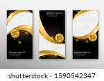 abstract background stand... | Shutterstock .eps vector #1590542347