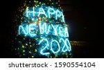 decoration display  closeup... | Shutterstock . vector #1590554104