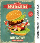 agricultural,american,banner,beef,bread,bun,burger,calligraphy,card,cheese,cheeseburger,cuisine,design,fast food,fat