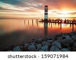 Landscape Ocean Sunset  ...