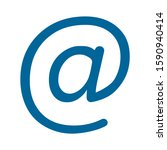 internet. go to website symbol... | Shutterstock .eps vector #1590940414