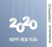 """the inscription """"happy new year""""... 